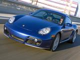 Porsche Cayman S US-spec (987C) 2007–08 images