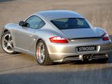 Strosek Porsche Cayman (987C) 2007–08 photos