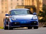 Porsche Cayman S US-spec (987C) 2007–08 photos