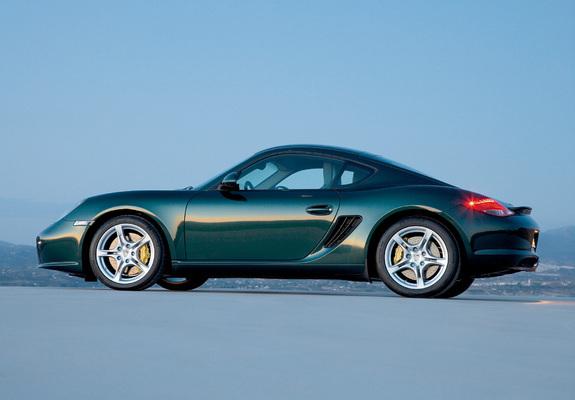 Porsche Cayman S 987c 2009 Pictures