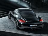 Porsche Cayman S Black Edition (987C) 2011 photos