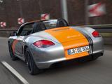 Images of Porsche Boxster E Prototype (987) 2011