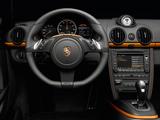 Photos of Porsche Boxster E Prototype (987) 2011