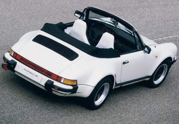 Porsche 911 Turbo Cabriolet Prototyp 930 1981 Photos