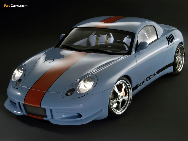 Stola GTS Concept 2003 pictures (800 x 600)