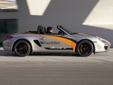 Porsche Boxster E Prototype (987) 2011 wallpapers
