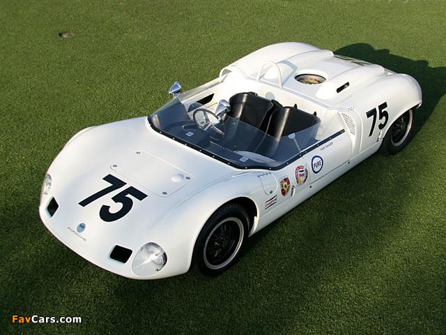 Elva-Porsche MkVII 1963–65 wallpapers (640 x 480)