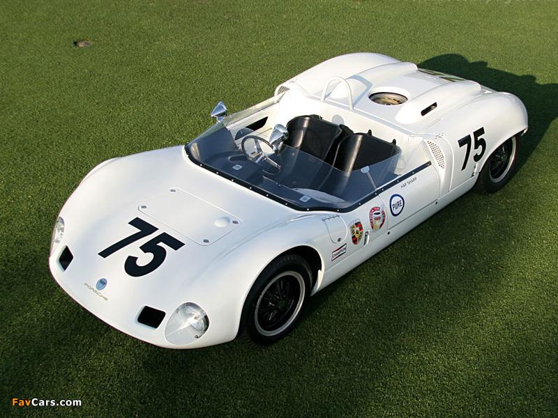 Elva-Porsche MkVII 1963–65 wallpapers (800 x 600)