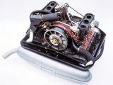 Engines  Porsche 901.10 pictures