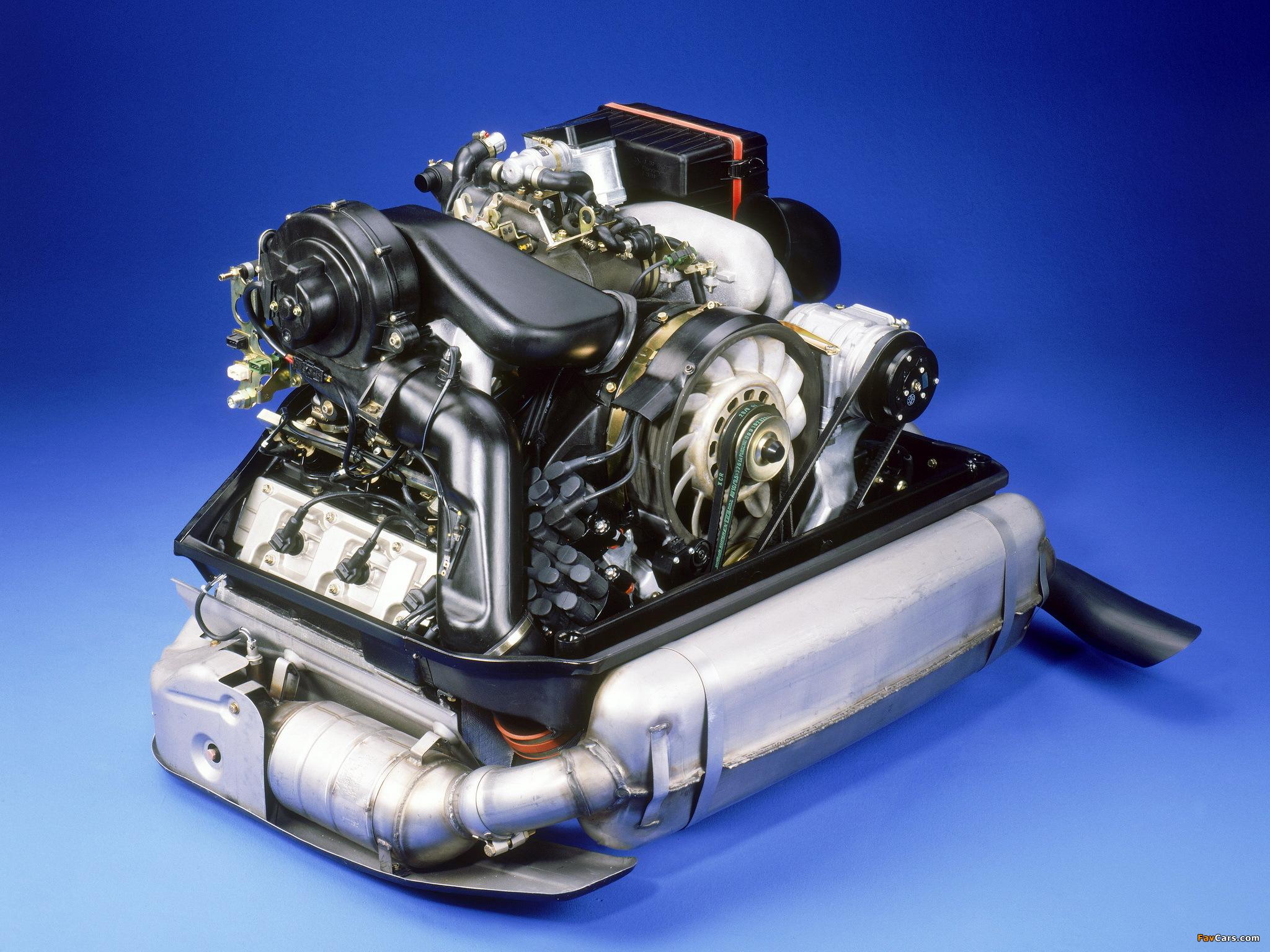 engines porsche m64.01 wallpapers (2048x1536)