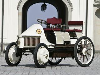 Images of Lohner-Porsche Semper Vivus 1900–06