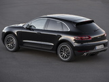 Images of Porsche Macan S (95B) 2014