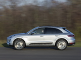 Photos of Porsche Macan S (95B) 2014