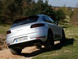 Pictures of Porsche Macan GTS (95B) 2015
