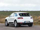 Porsche Macan S (95B) 2014 photos