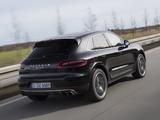 Porsche Macan S (95B) 2014 pictures
