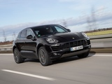 Porsche Macan S (95B) 2014 wallpapers