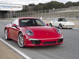 Images of Porsche 911 Carrera S (991) & 911 SC
