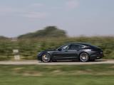 Images of Porsche Panamera Turbo 2016