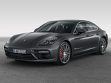 Images of Porsche Panamera Turbo 2016