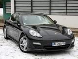 Photos of Porsche Panamera S (970) 2009
