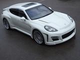 Photos of FAB Design Porsche Panamera (970) 2009