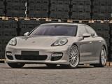 Photos of Mcchip-DKR Porsche Panamera Turbo (970) 2009