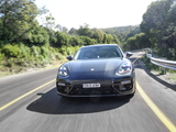 Photos of Porsche Panamera Turbo AU-spec (971) 2017