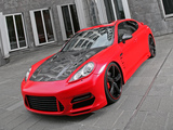 Pictures of Anderson Germany Porsche Panamera Turbo (970) 2011