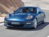 Porsche Panamera 4S (970) 2009–13 images
