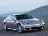 Porsche Panamera Turbo (970) 2009 pictures