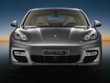 Porsche Panamera Turbo S (970) 2011–13 images
