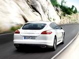 Porsche Panamera Diesel (970) 2011–13 photos
