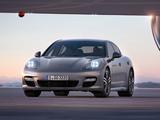 Porsche Panamera Turbo S (970) 2011–13 photos
