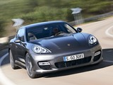 Porsche Panamera Turbo S (970) 2011–13 pictures
