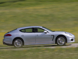 Porsche Panamera S E-Hybrid (970) 2013 photos