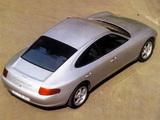 Porsche Panamera Concept (989) 1988 wallpapers