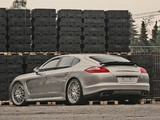 Mcchip-DKR Porsche Panamera Turbo (970) 2009 wallpapers