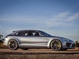 Porsche Panamera Sport Turismo Concept 2012 wallpapers