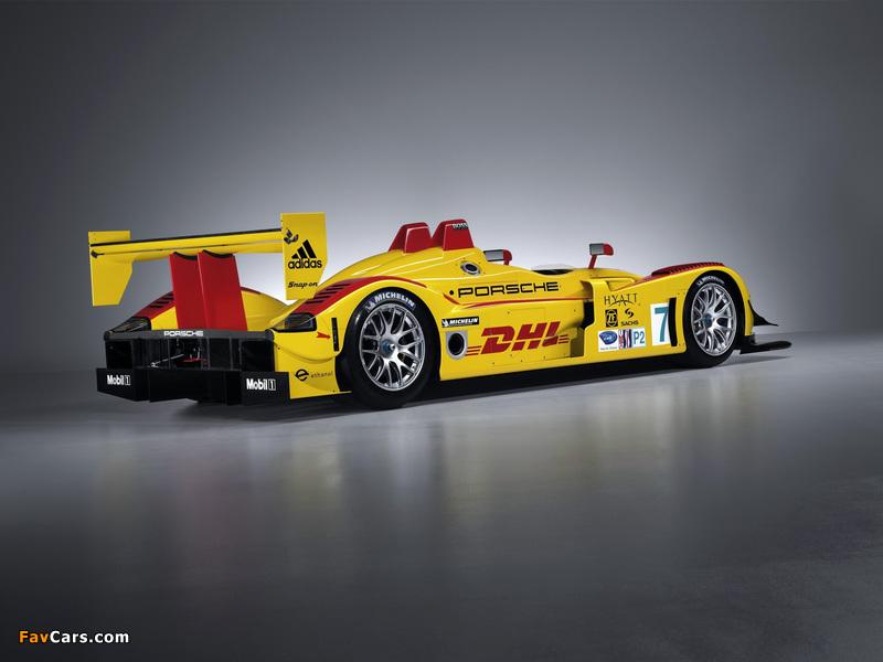 Pictures of Porsche RS Spyder 2008 (800 x 600)