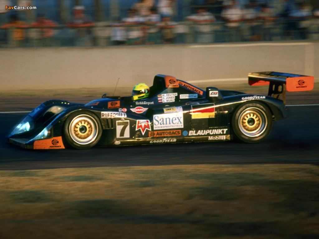 Porsche Wsc 95 Joest Spyder 1996 Photos 1024x768