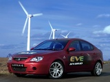 Pictures of Proton EVE Hybrid Concept 2007