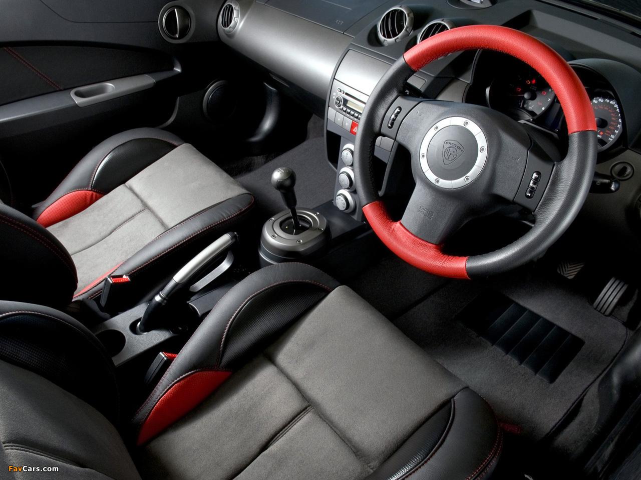 Proton Satria Neo Sport 2008 pictures (1280 x 960)