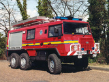 Pictures of Steyr-Puch Pinzgauer 6x6 Feuerwehr