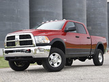 Images of Ram 2500 Power Wagon 2009