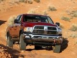 Photos of Ram 2500 Power Wagon 2009
