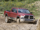Pictures of Ram 2500 Power Wagon 2009
