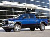 Ram 2500 Power Wagon 2009 wallpapers