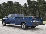 Pictures of Ram 3500 Chassis Cab 2010