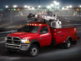 Photos of Ram 4500 ST Chassis Cab 2010